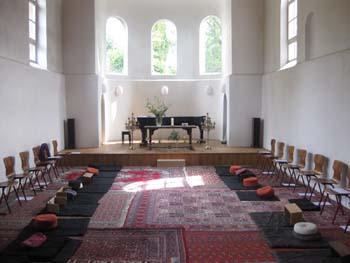 stilte klooster belgië